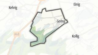 地图 / Gering