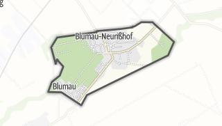Mapa / Blumau-Neurißhof