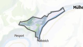 Mapa / Kesten