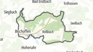 Cartina / Bischoffen