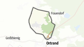 Cartina / Lindenau