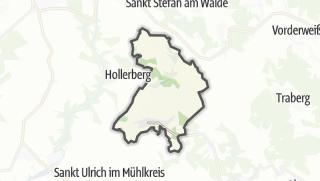 地图 / Sankt Peter am Wimberg
