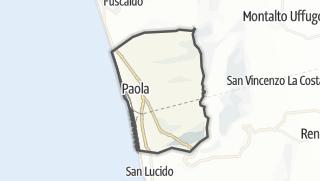 Térkép / Paola