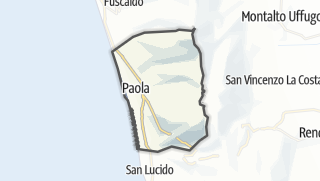 Mapa / Paola