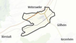 Cartina / Dreisen