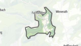 地图 / Fuchshofen