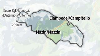 Karte / Mazzin