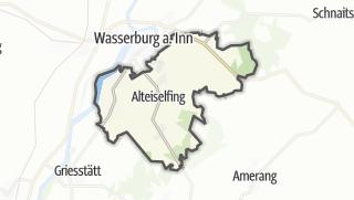 Karte / Eiselfing