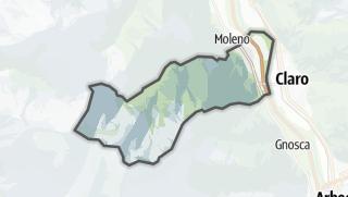 地图 / Preonzo