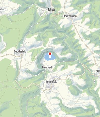 Karte / Meerfelder Maar