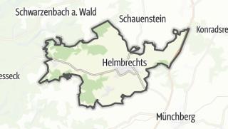 Karte / Helmbrechts