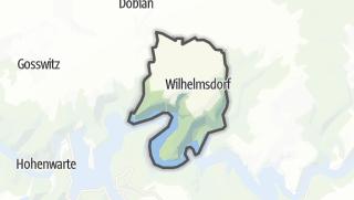 Carte / Wilhelmsdorf