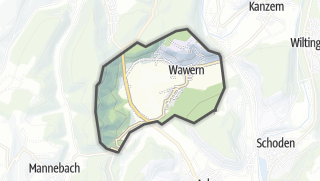 Cartina / Wawern