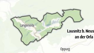 Carte / Langenorla