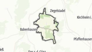 Map / Kirchhaslach