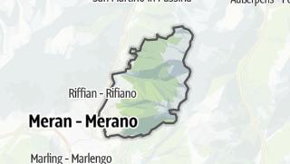 Karte / Schenna