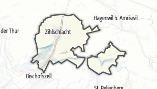 Cartina / Zihlschlacht-Sitterdorf