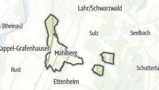 Karte / Mahlberg