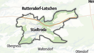 Karte / Stadtroda