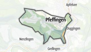Mapa / Pfeffingen