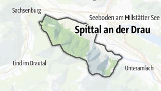 Karte / Baldramsdorf