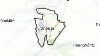 Karte / Wichmar