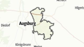 מפה / Friedberg