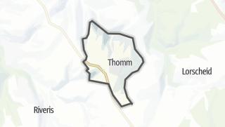 Karte / Thomm