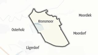 地图 / Kronsmoor