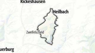 地图 / Ammeldingen bei Neuerburg