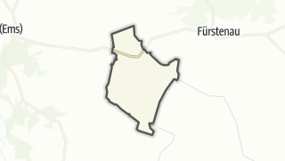 Mapa / Freren