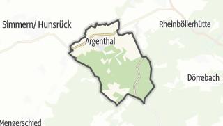 Karte / Argenthal