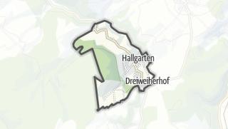Karte / Hallgarten