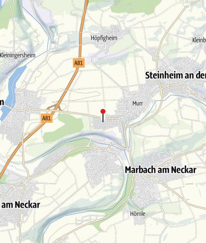 Karte / eBike Verleih Murr-Bottwartal