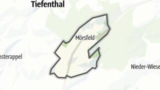 Cartina / Mörsfeld