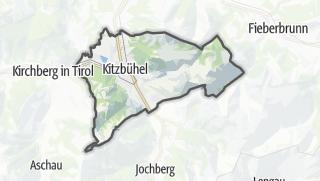 Map / Kitzbühel