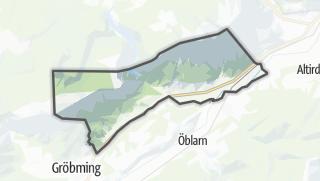 Karte / Sankt Martin am Grimming