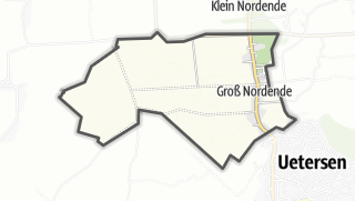 Carte / Gross Nordende