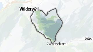 מפה / Gsteigwiler