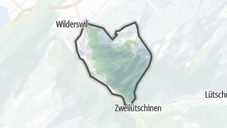 Mapa / Gsteigwiler