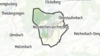 Karte / Neunkirchen am Potzberg