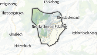 Cartina / Neunkirchen am Potzberg