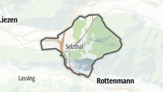 Mapa / Selzthal