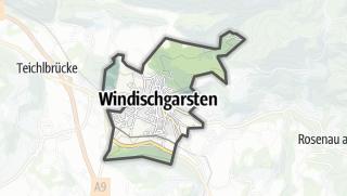 地图 / Windischgarsten