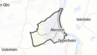 Karte / Nierstein