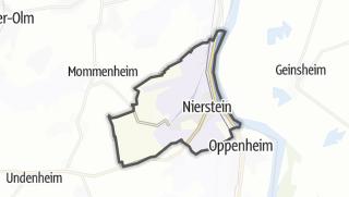 地图 / Nierstein