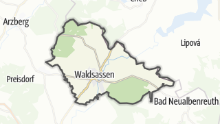 Cartina / Waldsassen