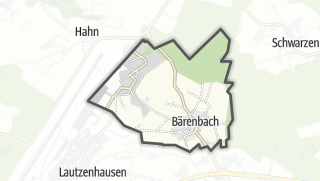 Karte / Bärenbach