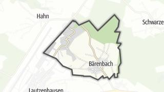 Mapa / Bärenbach