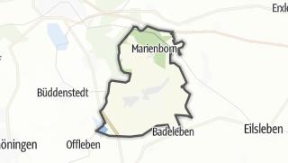 地图 / Sommersdorf